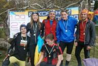 Вспомнилось… Наши крымские 100 км, апрель 2013