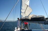 Яхтинг в Турции: БУТЫЛКА АЙРАНА, ПОЛЕКМЕКА