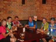 Отчет участника велослета РТТК в Пщине-2015