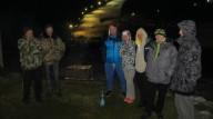 Буковель, зимний заезд на лыжах и сноубордах
