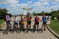Велопоход Полтава - Тростянец 2016
