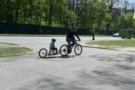 Прицепы велосипедные - тест-драйв и типы