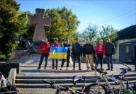 Місцями козацької слави на велосипеді