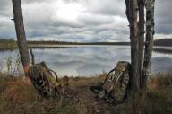 Осінній похід Черемськими болотами