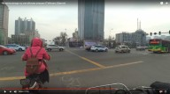На велосипеде по китайским улицам