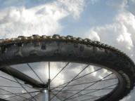 Цепь противоскольжения для велозимы