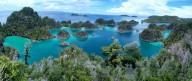 Тихий океан на байдарке. Папуа. Раджа Ампат