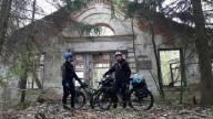 Велопохід біля Чорнобильської зони 2017