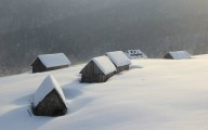 Зимовий сон Карпат