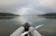 Похід на байдарках по Дністровському водосховищу