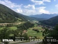 SUPERRANDONNÉE ÖTZTAL-RUNDFAHRT (600 km, 10500m)